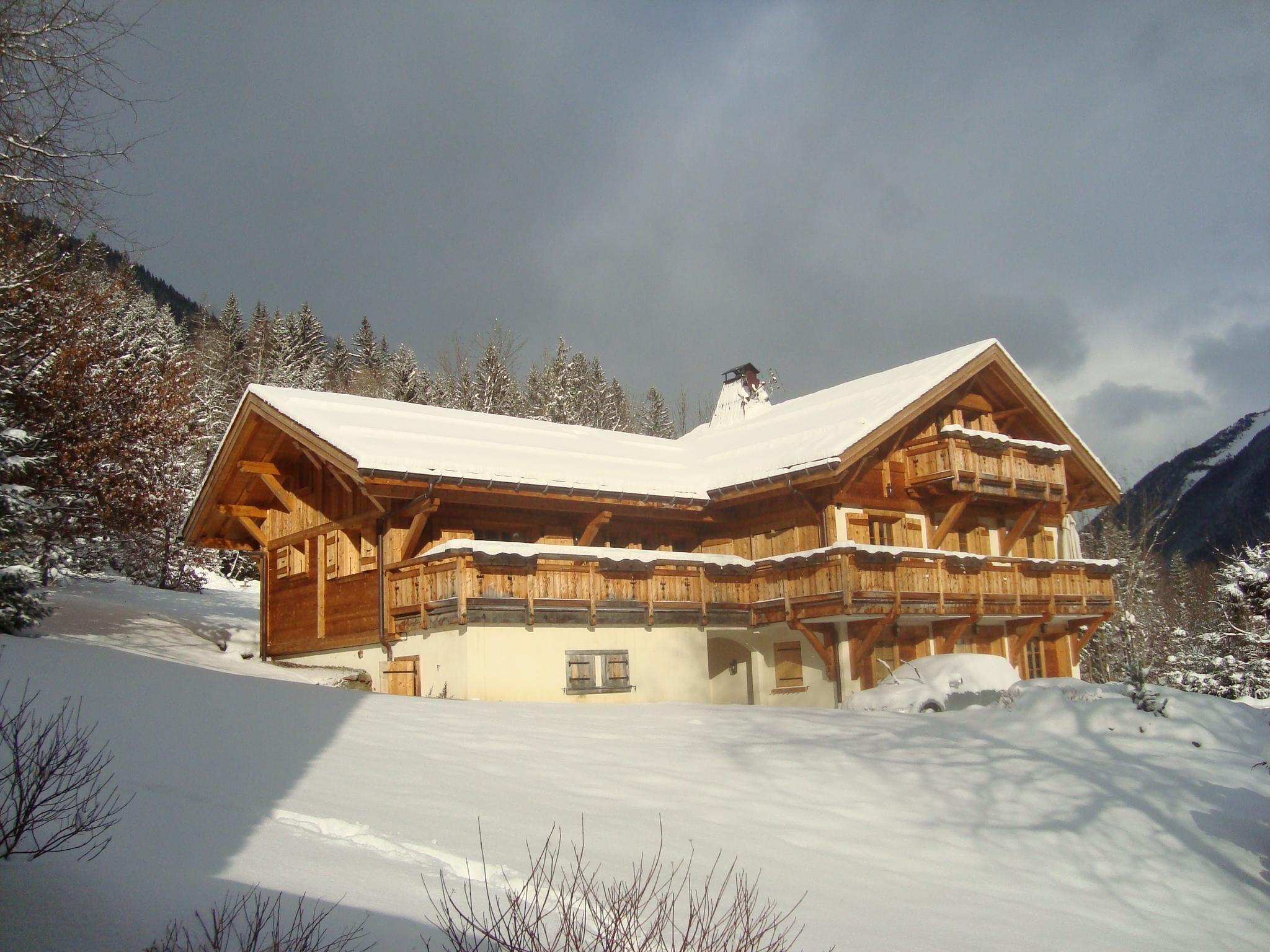 Chamonix-Chalet-Edelweiss-Exterior